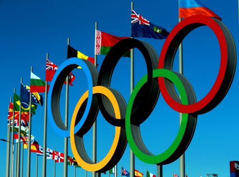 Sochi Winter Olympic Games - Pre-Games activity - Monday